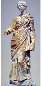 statue pictures of hygieia