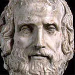 famous people from ancient greece - Euripides