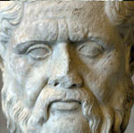 famous people from ancient greece - Plato