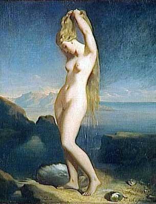 Полный размер: Венера 1. Назад к Планетарные типы- Венера.