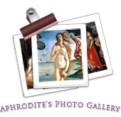 Aphrodite photo gallery