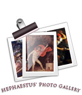 Hephaestus photo gallery