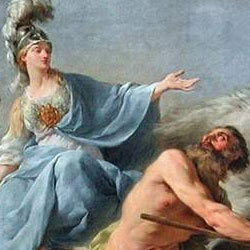Zeus And Athena Birth
