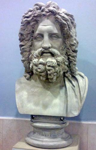 Download Original     Zeus Greek God Statue