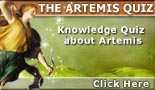 greek mythology - quiz about artemis