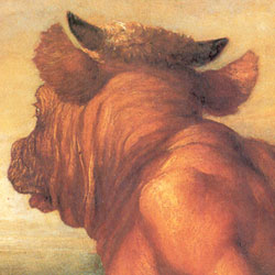 greek monster minotaur